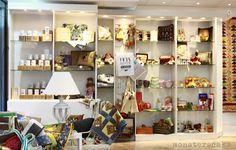 Tienda de material manualidades y regalos Alborada Home Academy. Calle general Pardiñas 2