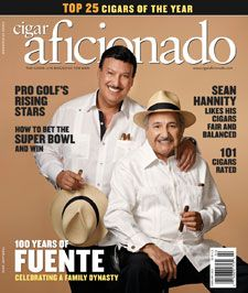 Fuente Family In the January/February 2012 Issue