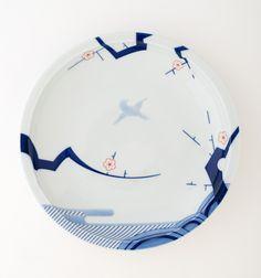 ZOA-JAPAN Daily KACHO 7寸皿