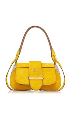 Prada Suede Top Handle Bag handmade leather handbags