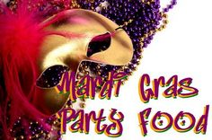 Deep South Dish: Best of the Best Mardi Gras Brunch and Party Foods Menu Ideas