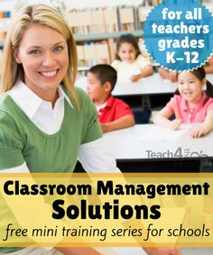 Classroom Management Training - Teach 4 the Heart  3 free classroom management training videos