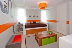 Kids Bedroom Paint is one of best solution to let the kid's imagination develops out. See the Kids bedroom paint ideas to inspire your self! Kids Bedroom Paint, Boy Room Paint, Bedroom Decor, Childs Bedroom, Bedroom Lighting, Interior Lighting, Modern Lighting, Cool Boys Room, Toddler Rooms