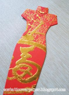 63ec0eeca53ecd ecstatic over paper  Qipao Bookmark