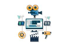The right video can help enhance your business and for this, it is better to seek assistance from a reputed and reliable video production company. Production Company, Video Production, Animated Gif, Animation, Business, Videos, Store, Animation Movies, Business Illustration