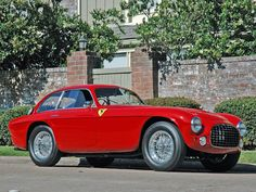 Ferrari 212 Inter Berlinetta '1950–53