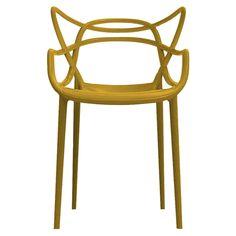 Masters stol fra Kartell, design av Philippe Starck.Stolen Masters er Philippe Starcks hyllest til t...