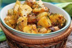Картошка по-бомбейски (индийская кухня)