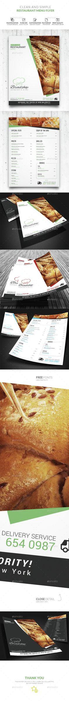 Fast Food Menu Fast food menu, Food menu and Fast foods