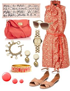 """""""Marc Jacobs"""" by rooney-chu on Polyvore"""
