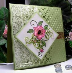 Botanical Lovely (FG) by Francie G. - Cards and Paper Crafts at Splitcoaststampers