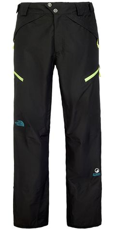 #autumnhighlights  The North Face Men's NFZ GTX Pants.  These hard working ski pants give tough, durable protection for long days in the mountains.