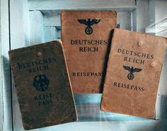 Reisepass documents (1)