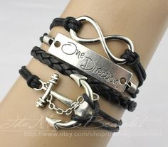 Infinity a direction the anchor bracelet wax by themagicbracelet, $4.99