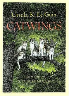 Catwings (Catwings, #1)