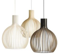 Pendant Lamp Octo 4240 by Secto; Finnish Young Design