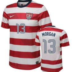 Alex Morgan Olympic jersey