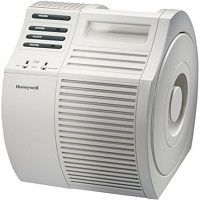 Honeywell Long-Life Pure HEPA Quiet Care Air Purifier.