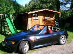 Das Cabrio-Wetter hat sich heute mit RIESENSCHRITTEN angekündigt! Zeit unseren Youngtimer aus der Garage zu holen und wieder auf Hochglanz zu bringen!