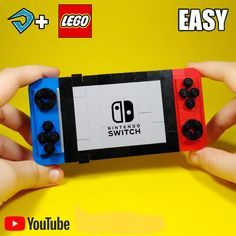 Pin By марк On Lego Lego Nintendo Nintendo Crafts