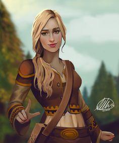 Commission: Piper Marrow by HalChroma.deviantart.com on @DeviantArt