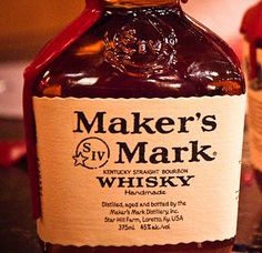 Arguably, this should be on the Bourbon Board, but I'm so po'd about it, it's going on the Soap Box. Maker's Mark Proof ABV