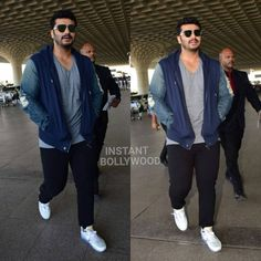 """2,186 Likes, 17 Comments - Bollywood (@bollywood) on Instagram: """"Airport Spotting ✈️ ✈️ Arjun Kapoor @Bollywood ❤ ❤ ❤ . . . #Instantbollywood #Instabollywood…"""""""