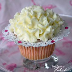 Cupcake Doilie Skirts