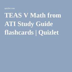 KILLER TEAS V PRACTICE TEST V PART II flashcards | Quizlet ...