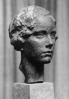 Georg Kolbe (1877 - 1947) - Leonore von Keudell (1925)