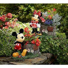 Outdoor Decor Images Disney Garden