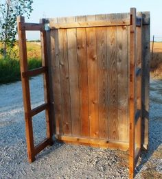 830 For Sale   Craft Show Portable Displays – Rustic Wood – $185.