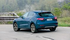 With a Ferrari-built engine, the Levante should meet the high expectations that Maserati has set…
