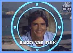 Barry Van Dyke guest starring on The Love Boat