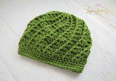 Bulky chunky size needle slouchy Free Crochet Pattern Spiral Crochet Beanie, Crochet Beanie Tutorial, Crochet Hat Pattern, Swirl beanie tutorial, how to crochet a beanie Crochet Beanie Pattern, Crochet Yarn, Crochet Stitches, Free Crochet, Irish Crochet, Crochet 101, Crocheted Hats, Easy Crochet, Crochet Ideas