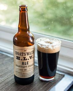 Beer Review: Boatswain H.L.V. from Rhinelander Brewing Co. Beer Sessions