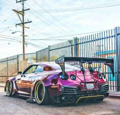 nissan gtr Rocket Bunny Nissan GT-R Z_litwhips Luxury Sports Cars, Exotic Sports Cars, Cool Sports Cars, Sport Cars, Nissan Skyline Gt, Skyline R34, Nissan Gtr R35, Benz Amg, Street Racing Cars