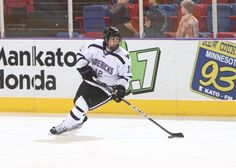 Maverick Men Advance in WCHA Playoffs Men's Hockey |Box Score Mankato Times Mankato, Minn.--- The second rated Minnesota State Mankato men's hockey team defeated Lake Superior State twice over the weekend in Mankato to advance to the WCHA Final Five next weekend in St. Paul. The Mavericks defeated the Lakers 9-2 on Friday in the…