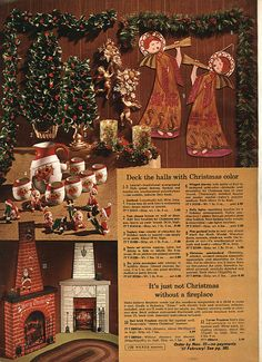 1968 Montgomery Ward Christmas Catalog