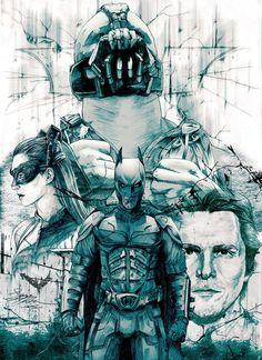 #Batman #DarkKnightRises #Bane #Catwoman Fabulous movie.