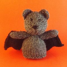 Jelly Bums Bat by jellybum, via Flickr