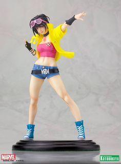 X-Men - Jubilee - Bishoujo Statue - Marvel x Bishoujo - (Kotobukiya) Marvel News, Marvel Comics, Imperator Furiosa, Bishoujo Statue, Gogo Tomago, Marvel Statues, Anime Figurines, Toy Art, Action Poses