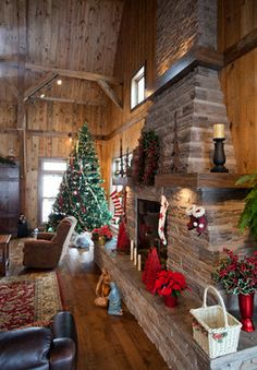 Barn Homes Design Ideas, Pictures, Remodel, and Decor - page 8