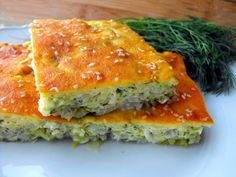 best Ideas for fitness rezepte dessert Middle Eastern Recipes, Russian Recipes, Spanakopita, Kefir, Quiche, Meal Prep, Main Dishes, Sandwiches, Food And Drink