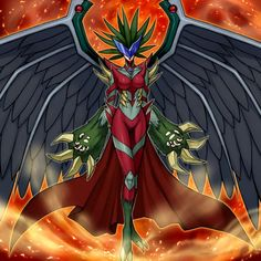 Evil Hero Inferno Wing photo by YugiohLord