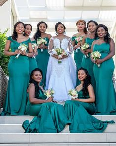 HOW TO WEAR AFRICAN BRIDESMAID DRESSES IN 2021? African Fashion Skirts, African Fashion Designers, African Dress, African Bridesmaid Dresses, Designer Bridesmaid Dresses, Wedding Dresses, South African Traditional Dresses, Shweshwe Dresses, Stylish Dresses