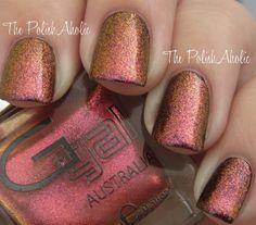Glitter Gal Furnace Glow
