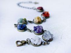 Chakra Bracelet. $38,00, via Etsy.