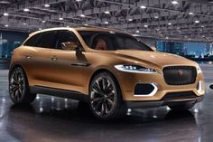 Jaguar Officially Unveils the F-Pace Crossover. Uh oh.