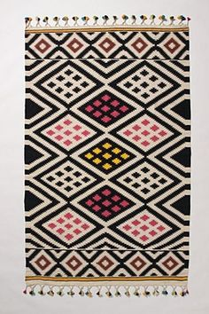 Adore this rug.
